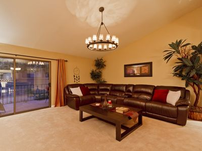 Photo for *SANITIZED* MONTHLY OFFER 25% OFF Sundance Trail 55+ Com 3 BR/ COM Pool/ Spa/ Scottsdale