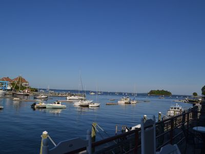 Photo for Two Harbor Square: Stunning yet comfortable townhouse on Camden Harbor!