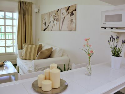 Photo for Fantastically, elegant, modern apartment, 190 m to the beach