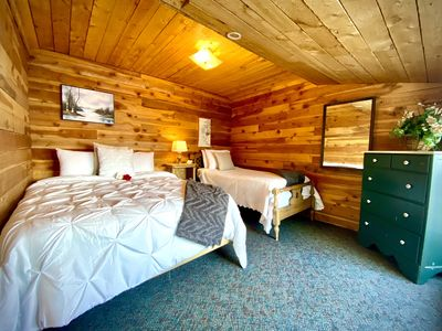 Photo for Cozy Cabin in Center of Grand Lake- walking distance to everything