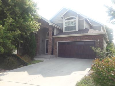 Photo for This beautiful immaculate home is perfect for your large group.