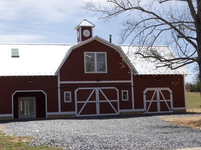 Photo for The Barn At Woodhaven Farm
