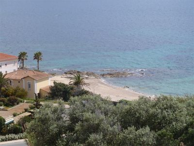 Photo for F3 STANDING PANORAMIC SEA VIEW residential area 50 m from the beach