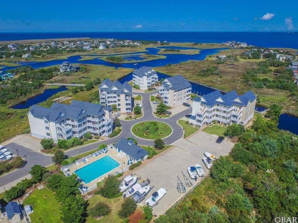 Obx Penthouse Suite Vaulted Ceilings Views Luxury