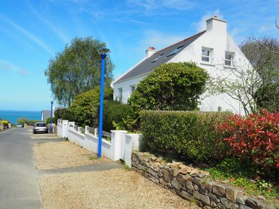 Photo for House 2/8 p, sea on foot, 2 min Perros-Guirec