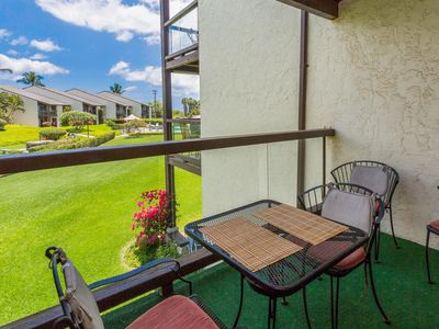 Photo for #217  Second floor condo, easy access to best beach on Maui!