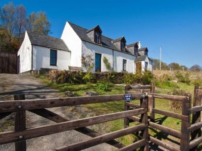 Photo for Park Cottage - Traditional Croft Cottage With Beautiful Views Across The Loch