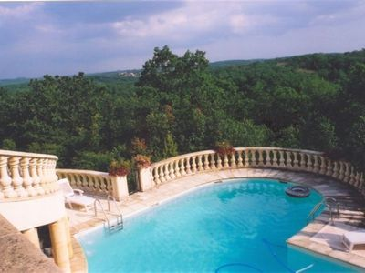 Photo for Private Chateau With Pool And Sports Hall