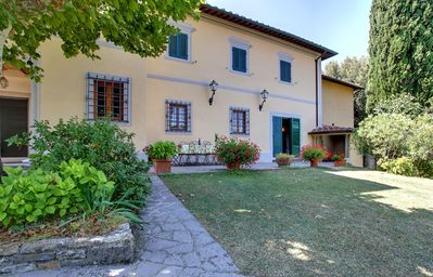 Photo for Lovely Villa in Figline Valdarno