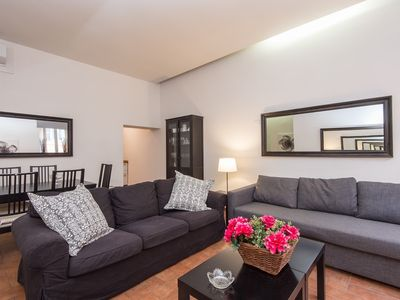 Photo for Apartment 5 m from the center of Rome with Internet, Air conditioning (22023)