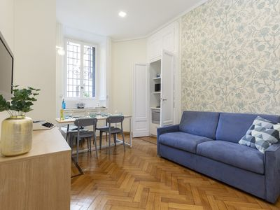 Photo for Prestigious flat in Milan fashion district