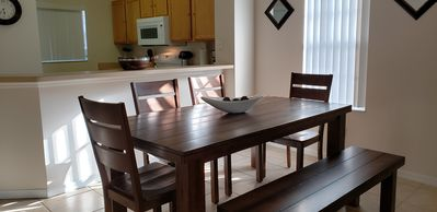 Photo for Cozy Townhouse, end unit, a few minutes from Disney, at Emerald Island Resort.