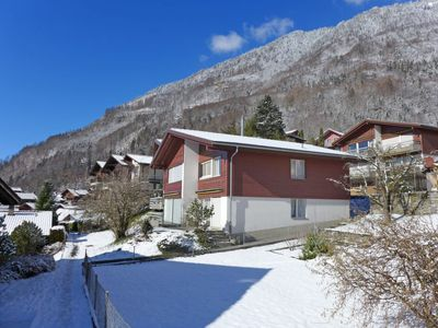 Photo for Vacation home Salzhubelweg 17  in Goldswil, Bernese Oberland - 5 persons, 3 bedrooms