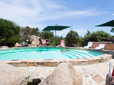 Photo for Fantastic Villa with Wi-Fi, Air Conditioning, Pool & Garden; Parking Available