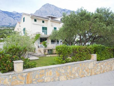 Photo for Apartment in Promajna (Makarska), capacity 4+0