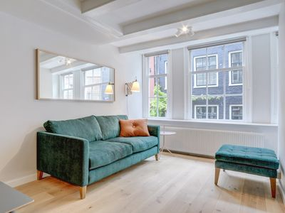 Photo for Charming studio apartment, perfect for a couple, located in the famous Jordaan district in Amsterdam