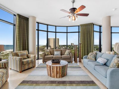 Photo for Capri 302- Beach Front Unit with Upscale Amenities & Large Terrace!