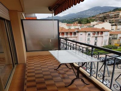 Photo for Apartment Menton, studio flat, 2 persons