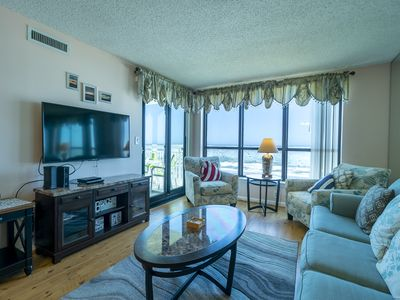 Photo for Recently Renovated Oceanfront Condo + FREE DAILY ACTIVITIES!