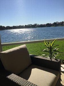 Photo for BRAND NEW LISTING! GORGEOUS EMERALD LAKES CONDO - 2/2+DEN IN NORTH NAPLES