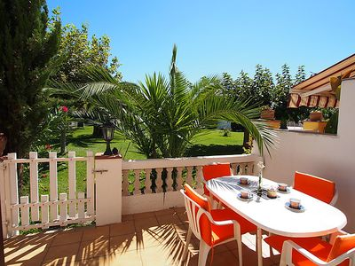 Photo for 2 bedroom Villa, sleeps 4 with Pool and Walk to Shops