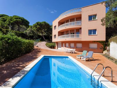 Photo for Family friendly villa in Costa Brava with Pool