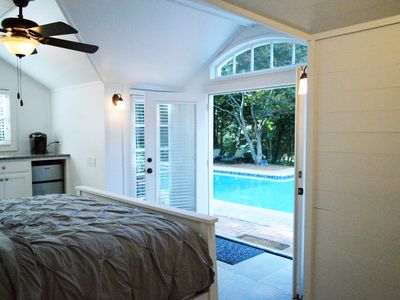 Photo for Quiet Pool House in the heart of Buckhead