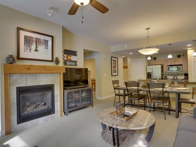 Photo for Base Village Ski In/Out Luxury Condo #3133 - Fantastic Views/FREE Activities/Pool Sized Hot Tub