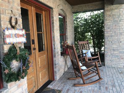 Welcome to your getaway in the HEART of Boerne!