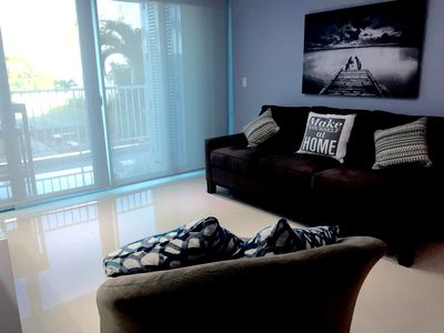 Photo for Steps away from Isla Verde Beach
