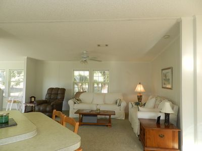 Photo for 3BR Mobile Home Vacation Rental in Punta Gorda, Florida