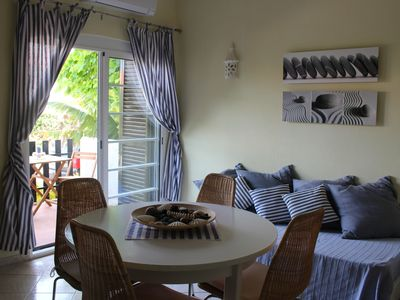 Photo for Cozy apartment with air conditioning, Free Wi-Fi and Pools, condominium