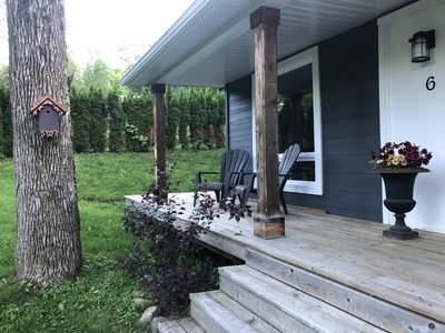 Photo for Renovated 3 bedroom chalet in Knowlton, Lac Brome