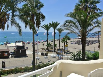 Photo for La Cala de Mijas - Just on the beach