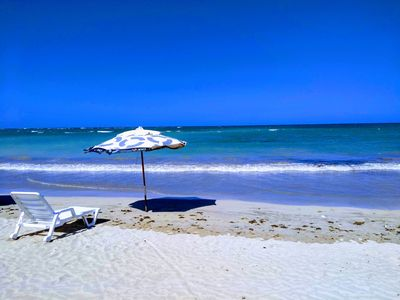 Photo for Morro Paradisíaco and quiet of the 4th beach