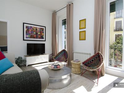 Photo for Friendly Rentals The Nomad Rastro II apartment in Madrid