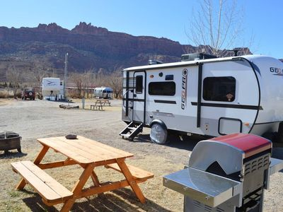 Photo for Outdoor Fun III: RV Fully Setup! OKRV-30
