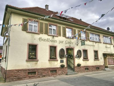 Photo for No. 10 double room with shower and toilet - Gasthaus Metzgerei Zur Linde