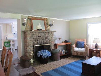 Photo for Classic Vineyard cottage close to town and beaches