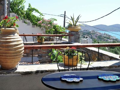 Photo for Art Traditional Villas, 18th C complex 4 residents and 1 studio, near the sea