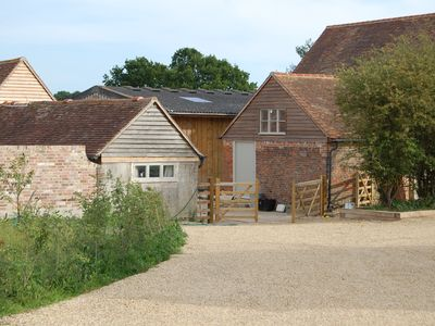 Photo for Converted Barns On Organic Farm