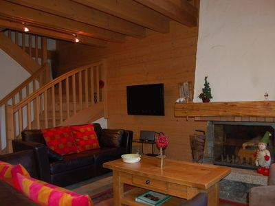 Photo for 3BR Chalet Vacation Rental in ARGENTIÈRE