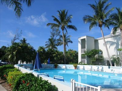 Photo for Luxurious Ground Floor Condo - 1 min to beach. Wi-Fi. Lighthouse Point Unit 120.