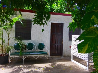 Photo for Cosy self contained studio in the heart of Kingston Jamaica