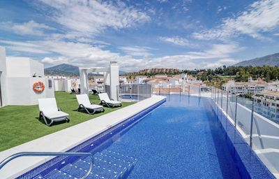 Photo for BEAUTIFUL 4 PEOPLE APARTMENT - MARBELLA