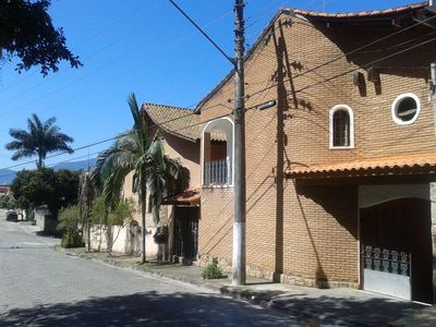 Photo for São Sebastião Townhouse with pool, play area, 5dorm, accommodation 21 people