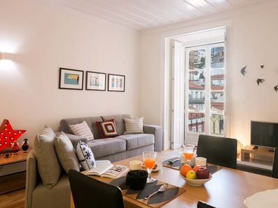 Photo for Apartment in Lisbon 315 - Restauradores
