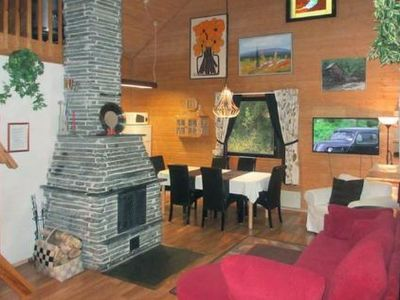Photo for Vacation home Levilinna in Kittilä - 10 persons, 3 bedrooms