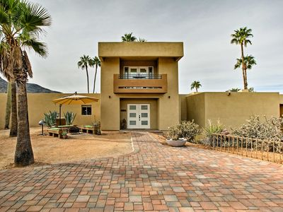 Photo for Carefree Casita w/Patio & Pool/Hot Tub/Deck Access