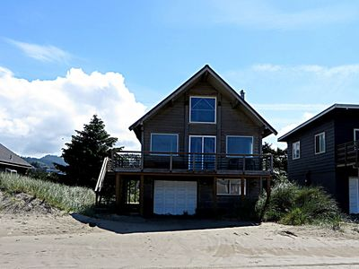 Photo for Harvest Moon #176 - Charming older beach cabin across the street from the Beach in desirable Kiwanda
